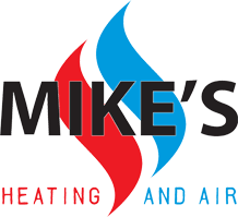 Mike's Heating and Air logo